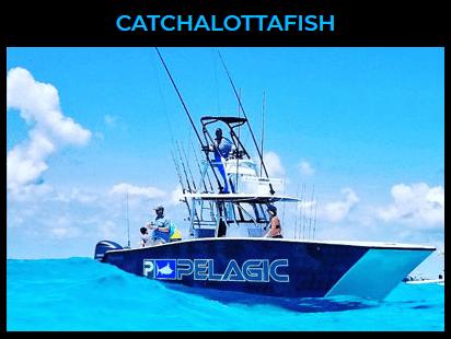 Catchalotta Fish Fishing Charter Boat - Islamorada, Florida Keys